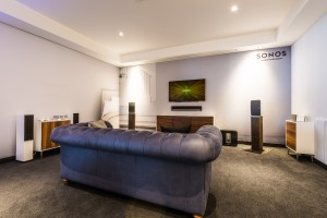 Result of being creative: Sonos Living room